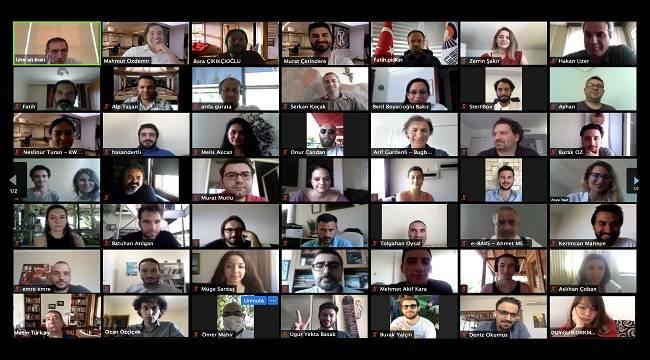 COVID-19'a özel proje üretecek girişimcilere...