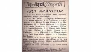 İŞKUR: 1957 yılında...