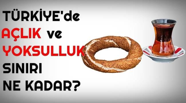 TÜRK-İŞ 'Mart 2021 Açlık ve Yoksulluk sınırını' açıkladı!