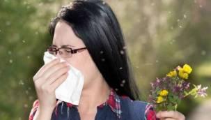 Baharın Gelmesiyle Birlikte Göz Alerjisi ve Alerjik Nezle Belirtileri Şiddetlenebilir