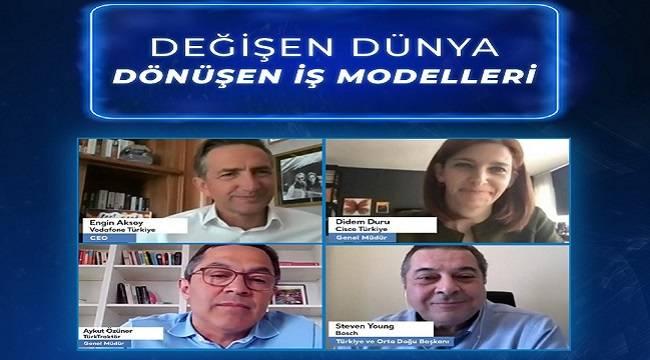 """MESS - Türkiye'nin en kapsamlı """"çalışma kültürü dönüşüm hareketini"""" başlatıyor!"""