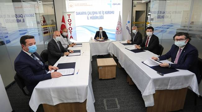 Toyota ve İşkur İşbirliğinden 2500 kişilik istihdam - AYRINTILAR!